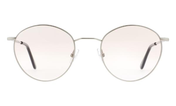 Schwarze-braun gefleckte Brille von Andy Wolf rund