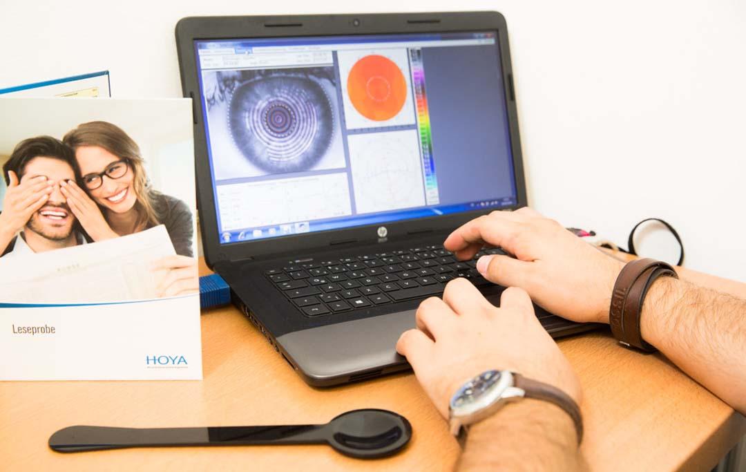 Kontaktlinsen in Klosterneuburg - Anpassung von Kontaktlinsen Klosterneuburg
